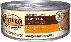 NUTRO Soft Loaf Kitten Wet Cat Food