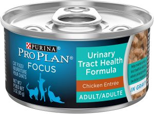 Purina Pro Plan UT Health Wet and Dry Food