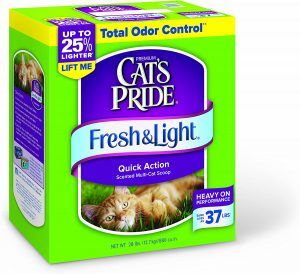 Cat's Pride Fresh and Light