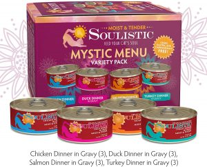 Soulistic Moist & Tender Wet Cat Food