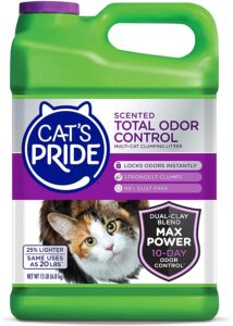 Cat's Pride Fresh and Light premium cat litter