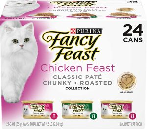 Purina Fancy Feast Classic Pate Variety Pack