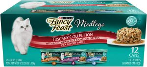 Purina Fancy Feast Medleys Variety Pack