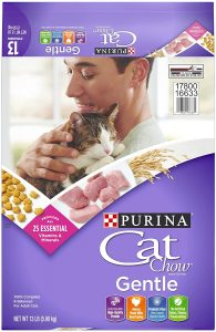 Purina Cat Chow Sensitive Stomach