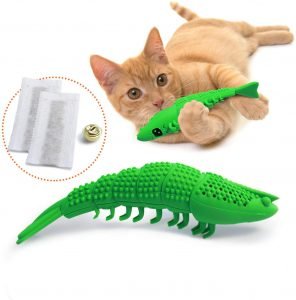 Ronton Cat Toothbrush Catnip Toy