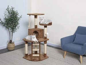 Go Pet Club Cat Tree Condo House