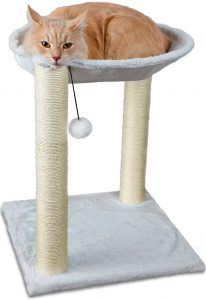Paws & Pals 3-in-1 Cat Scratching Post