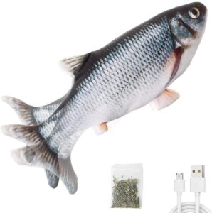 Flopping Fish Electric Cat Toy