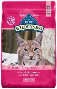 Blue Buffalo Wilderness High Protein Grain Free, Natural