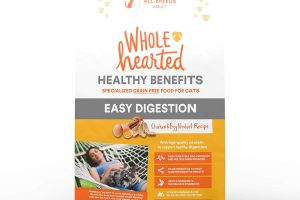 Wholehearted Healthy Digestion Chicken and Egg Product