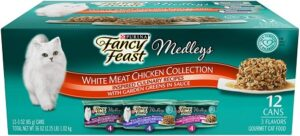 Purina White Meat Chicken Collection Cat Food