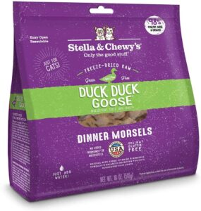 Stella & Chewy's Freeze Dried Raw Dinner Morsels for Cats