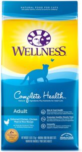 Wellness Complete Dry Cat Food for Adult Cats