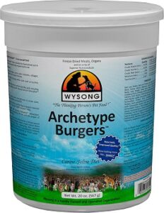 Wysong Archetype Cat Burgers