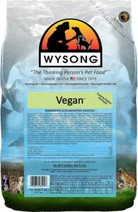 Wysong Vegan Dry Cat Food